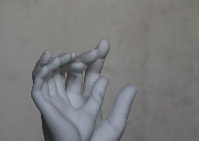 Le mains