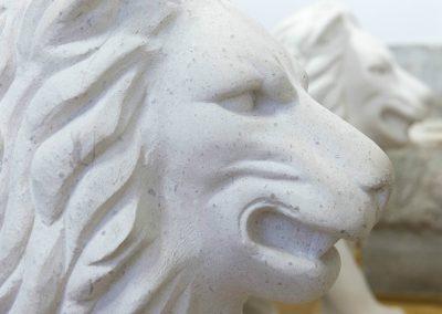 Lions of Marquês de Pombal