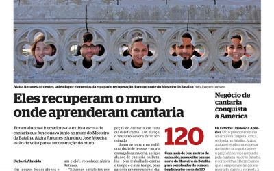 "The newspaper ""Região de Leiria"" wrote about us"